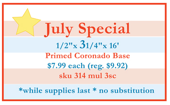 July special moulding