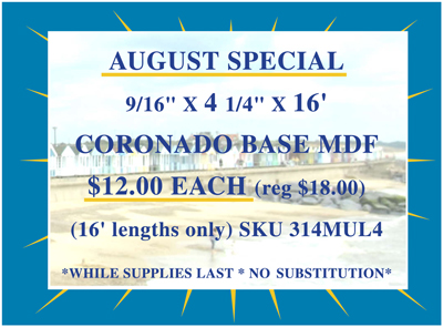 August special