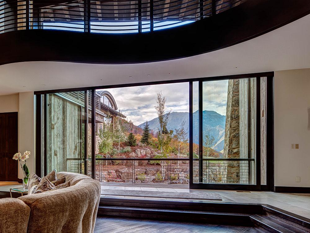 Ultimate multi-slide Marvin glass doors & Quality Lumber - Modesto CA - American Lumber Company
